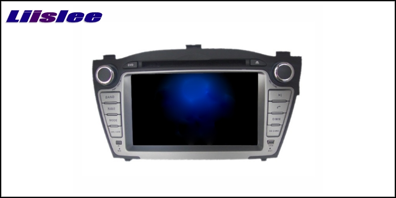 For Hyundai Tucson IX35 IX 2009~2017 LiisLee Multimedia TV DVD GPS Audio Hi-Fi Radio Original Style Navigation Advanced NAVI 2