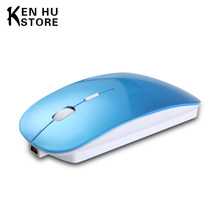 Rechargeable usb Wireless font b Mouse b font silent mute noiseless Optical font b Mouse b