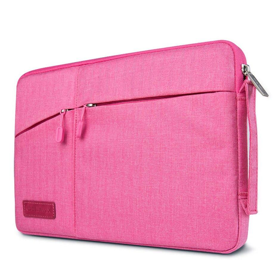 11 12 13 14 15.4 15.6 Inch Laptop Bag Waterproof Nylon Pocket Sleeve Bag for MacBook Pro 13 15+Free Keyboard Cover for MacBook<br><br>Aliexpress