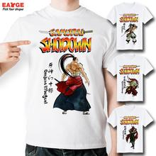 Spirits All Star T Shirt Design From Famous Game Samurai Shodown T-shirt Cool Casual Novelty Tshirt Unisex Printed Style Tee(China)