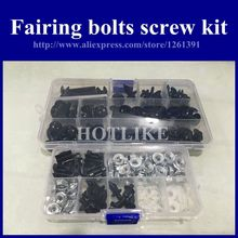 Fairing bolts For YAMAHA YZF R6 1998 1999 2000 2001 2002 98 99 00 01 02 Body Fairing Bolt Screw Fastener Fixation Kit Y-22