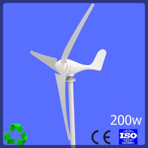 200w wind turbine_Fotor