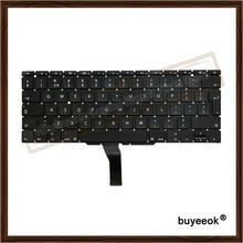 "A1370 Dutch Keyboard For Apple Macbook Air 11"" A1370 A1465 Netherland Language Keyboard Replacement MC968 MC969 MD223 MD224"