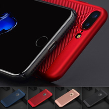 Luxury Case For Apple iPhone 6 6s 7 Plus High Quality Cover iPhone6 iPhone7 Plus Anti knock Back Phone Cases Capa Coque Shell