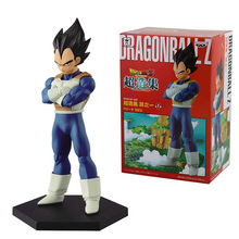 DXF2 Vegeta Action Figures,13.5CM Figure Collectible Toys,Beautiful Action Figure Collectible Brinquedos Model Toys Gift