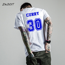 T shirt basketbal curry #30 tops tees ajax 2017 new brand summer fashion t-shirt Stephen Curry basketballer jerseys,tx2393