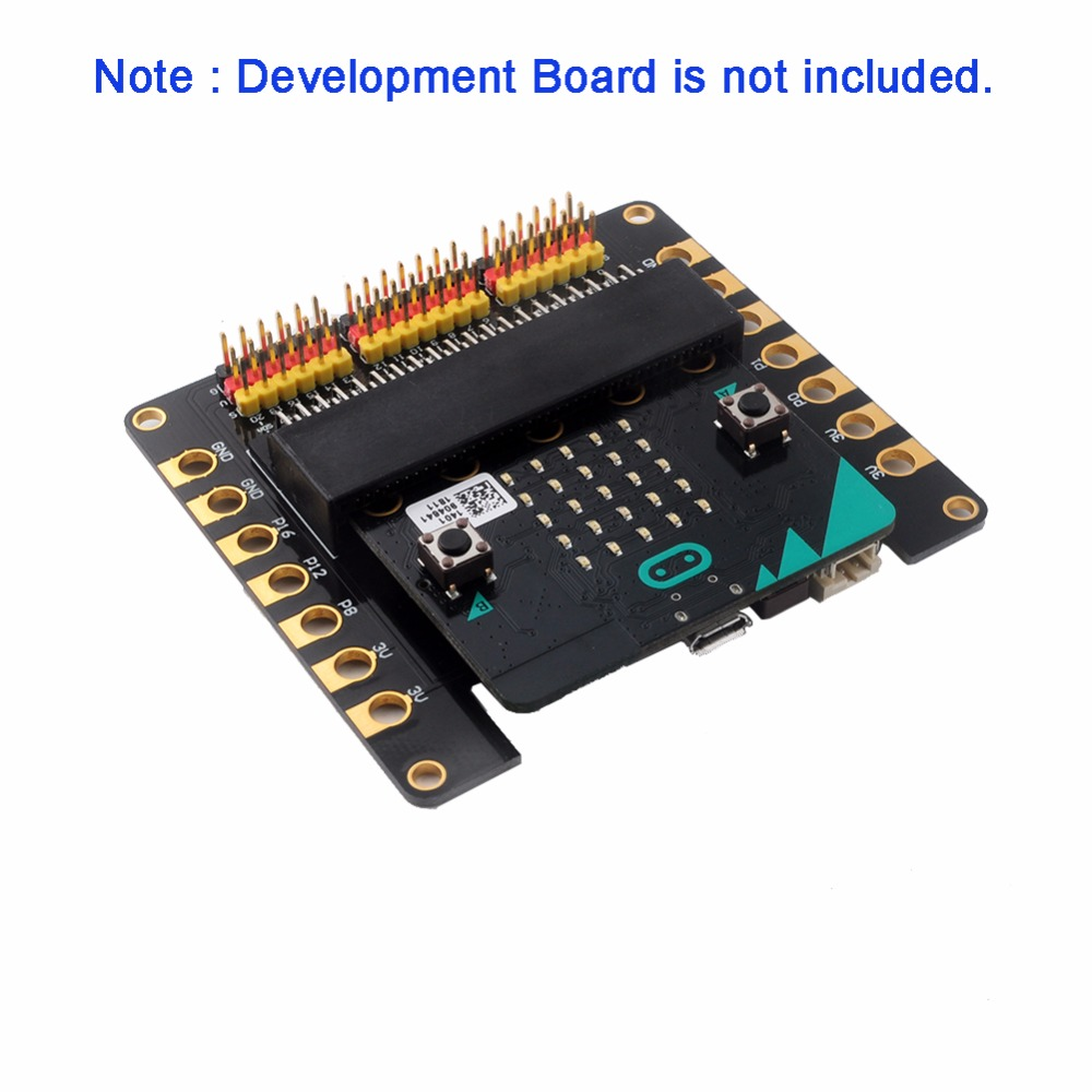 Expansion Board Tentacle Board Adapter for BBC micro:bit microbit  Kids Education FZ3243