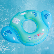 New Baby Ring Float Inflatable Infant Swim Waist Ring Kids Swimming Pool Accessories Circle Raft Pool Inflatable Toys(China)