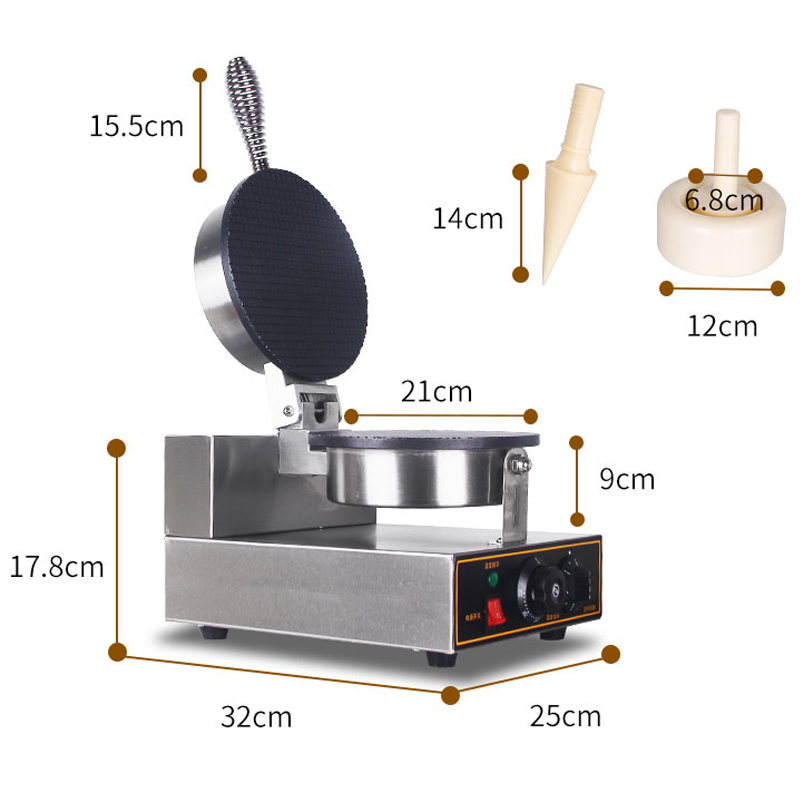 ice cream cone machine 3