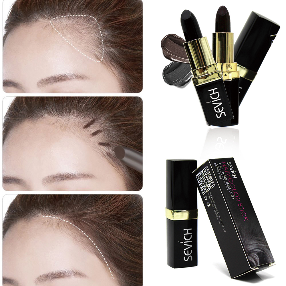 New 2018 Hot Fashion Hair Color Pen New Fast Temporary Hair Dye To Cover White Hair Dyed Hair Pen Drop Shipping Hair Care & Styling Hair Color