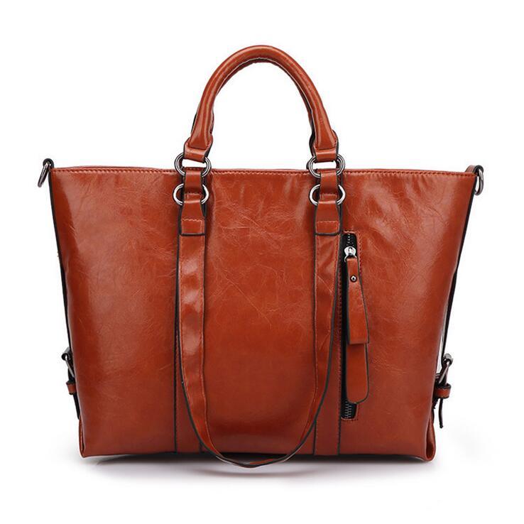 New fashion lady handbag woman single shoulder bag large capacity Female Messenger bag <br><br>Aliexpress