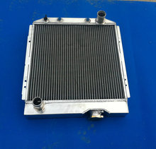 3 Row FOR FORD Mustang V8 ENGINE 5.0L 64 65 66 Aluminum Radiator 1964-1966(China)