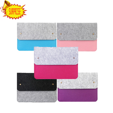 13 Inch Ultra Thin Tablet Wool Felt Laptop Sleeve Pouch Case Envelop Cover Carrying Case Protective for Phone Notebook(China)