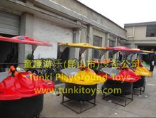 China bumper boat Adult kids electric boat