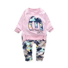 Fashion Boys Clothes Sets Casual Tracksuits Children's Outfits Clothing Hoodies+Pants Suits Spring Sports Suit Kids Boy Clothes