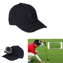 Baseball Hat Cap with Quick Release Buckle Mount for GoPro Session/Hero 5/4/3+/3/2/1 CX88