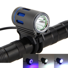 Rechargeable 3000LM CREE XM-L2 LED Front Bike Lamp Bicycle Light HeadLamp 6 Mode