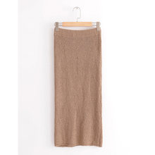 Lotes En Color Caqui De Alta Baratos Faldas Vendedores China Largas Calidad Compra PwqH0TPOCx
