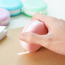 Korea Stationery Cute Novelty Decorative Correction Tape Correction Fluid Macaroon Roller White Out Office Study Tool 8M(China)