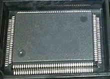 M58BW016DB80T3F M58BW016 QFP Car computer chips (diy in stock can pay)(China)