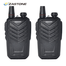 2 Sets Zastone ZT-MINI8 UHF 400MHz-470MHz Handheld Two Way Ham Radio Communicator Small Portable Walkie Talkie HF Transceiver(China)