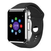 High Quality Bluetooth Smart Watch  A1 Support SIM Card Pedometer Smartwatch for iOS Android Phone PK DZ09 GV08 GT08 Wristwatch