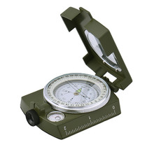 Multifunctional Lens Digital Geological American Compass Marine Outdoor Camping Hiking Camp Military Sports Navigator Equipment(China)