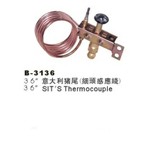 "Gas Svote Part 36"" Sit Thermocouple"