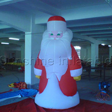 Hottest products 2016 father christmas inflatable Santa Claus Christmas decorations
