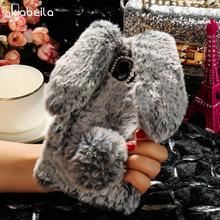Buy AKABEILA Luxury Rabbit Fur Case Meizu Max Case Silicon Soft TPU Cases Meizu M3 Max Cover Funda Bling Meilan Max 6.0 inch for $7.47 in AliExpress store
