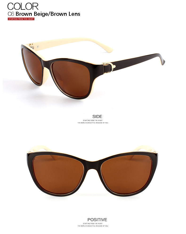 نظارات شمسية مستقطبة للمرأة 10