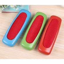 1Pc Hot Sweeper Carpet Table Single Dust Brush Dirt Crumb Collector Cleaner Roller Tools Random Color