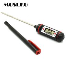 MOSEKO New Portable Digital Food Meat Oven Probe Thermometer Pen Kitchen BBQ Dining Tools Temperature Household Thermometer WT-1