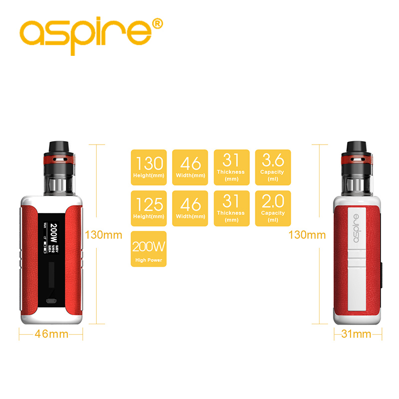 Aspire Speeder Revvo Kit Pictures (8)