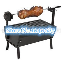 FREE SHIPPING high quality charcoal BBQ ,charcoal bbq barbecue grill,outdoor bbq,220V electric motor