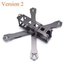 QAV-R 220 220mm 4mm Arm DIY mini drone cross racing quadcopter FPV QAV-R 180mm / 220mm/ 260mm pure carbon fiber frame