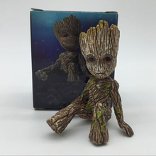 Tree Man Baby Treant Resin Statue Figure Collectible Model Toy 6cm