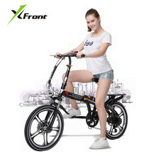 New Brand Man's BMX Bike 20 inch Wheel Carbon Steel Frame Soft-Tail Disc Brake Folding Bicicleta Children Lady's Bicycle