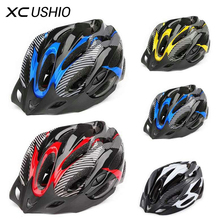 1xProfessional Road Bike Bicycle Cycling Safety Helmet / Hat / Cap EPS+PC material Ultralight Breathable MTB Cycling Helmet