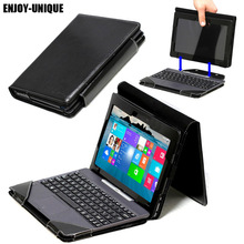 High quality PU Leather Keyboard Case Cover Pouch For Acer Aspire Switch 10 E SW3-013-12T latop tablet Free shipping(China)