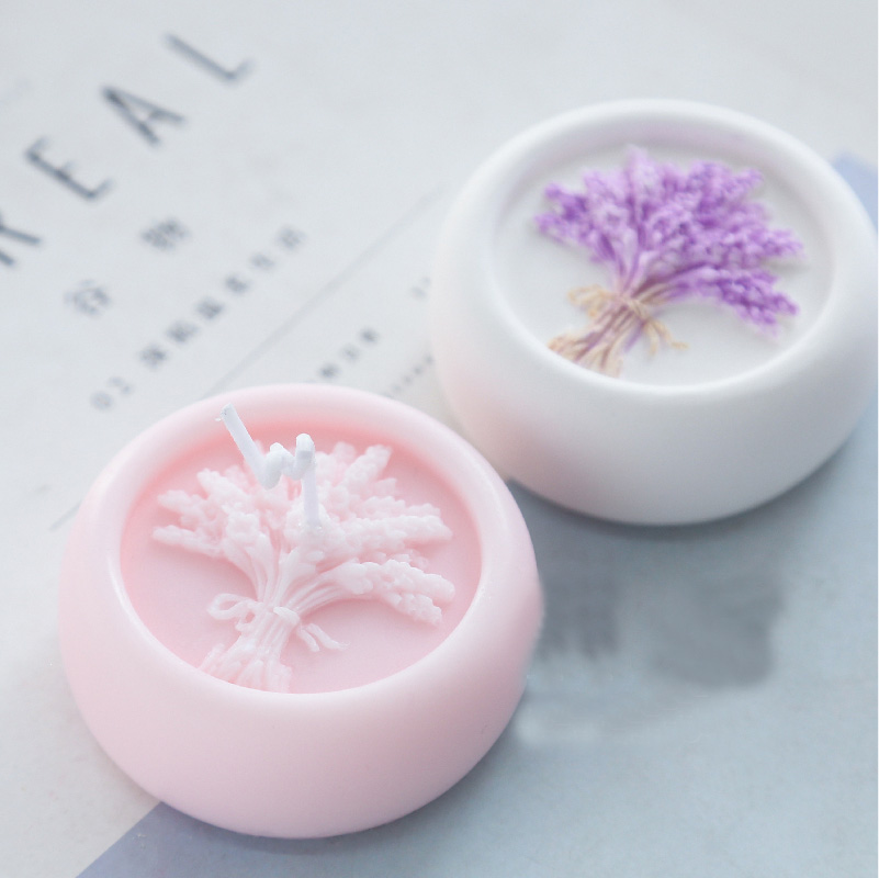 Silicone Handmade Maple Leaf Aroma Wax Candle Soap Mould Cake Chocolate Mold