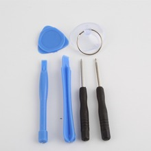 6 pcs/ in 1 Opening Tools Screwdriver Repair Moble Phone Disassemble Kit Set for iPhone 4 4S 5 6(China)
