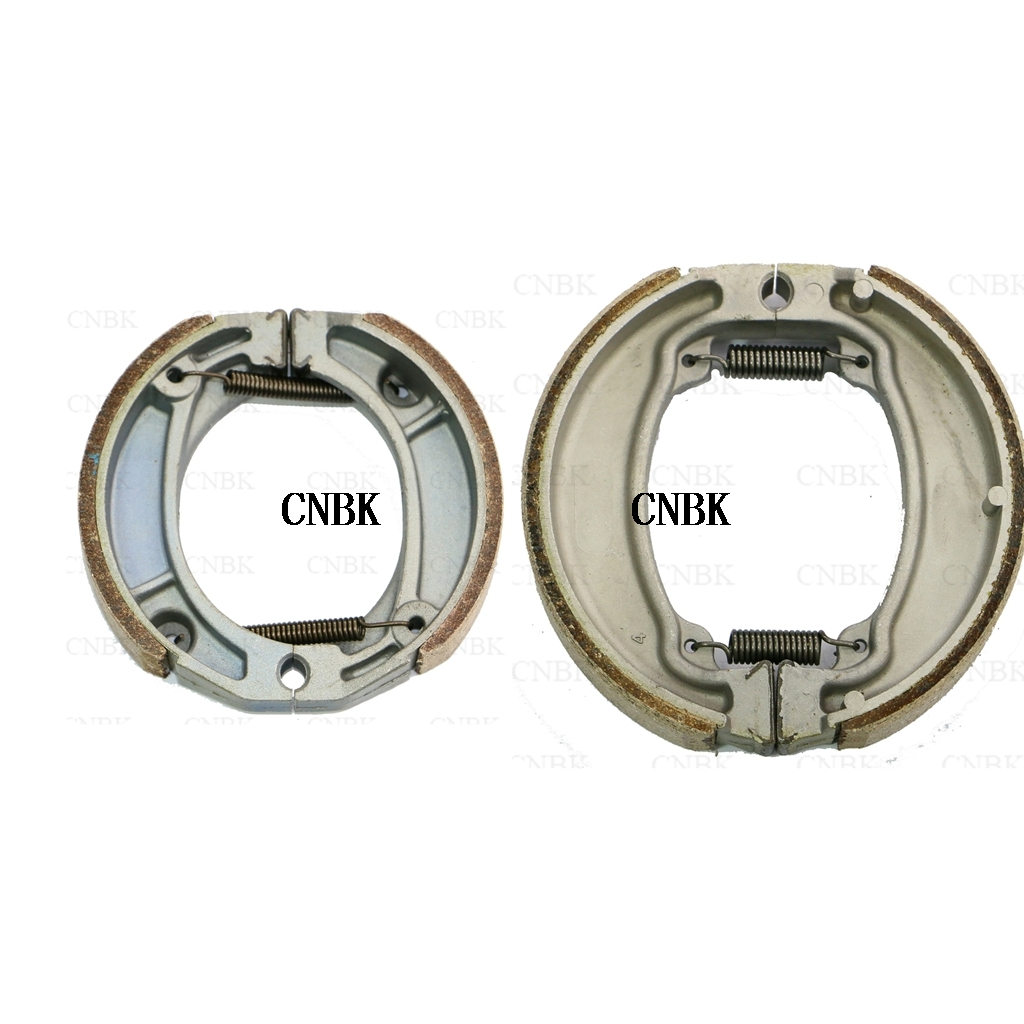 Rear Brake Shoe Drum for Honda TLM 220 88-92 CRF 230 F Easy Trial 04-07 XL 84-87 250 R XR250 XR250R 84-89 XR 350 R83-85 CB 50 S