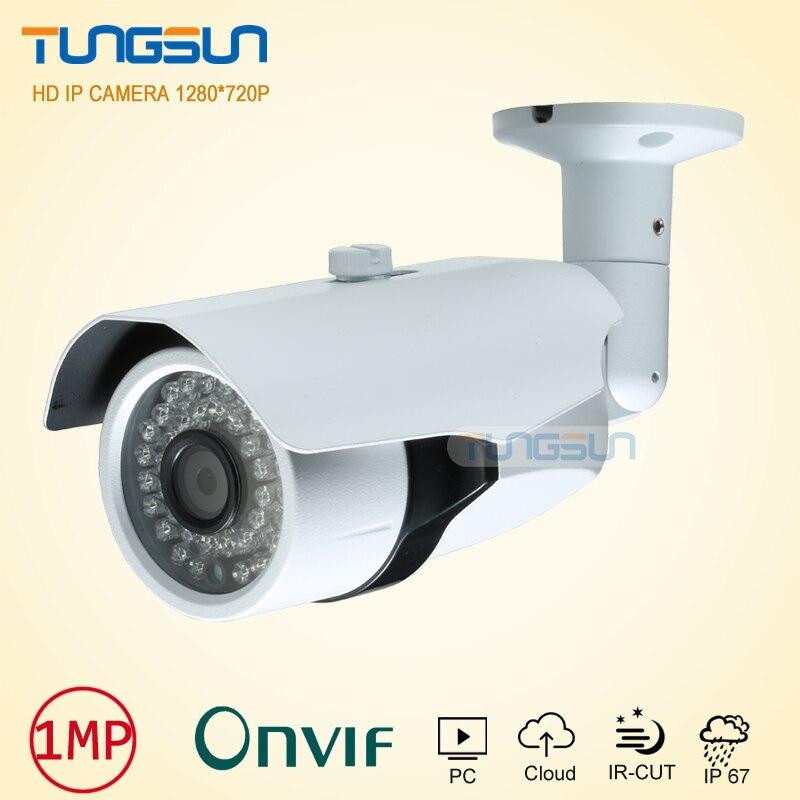 New Arrivals 720P 960P IP Camera CCTV 36 infrared Bullet Metal Waterproof Outdoor Network Onvif P2P Security Surveillance  <br>