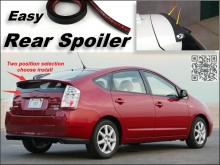 Root / Rear Spoiler For TOYOTA Prius XW20 XW30 Trunk Splitter / Ducatail Deflector For TG Fans Easy Tuning / Free Modeling