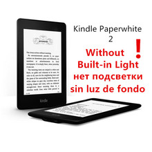 kindle paperwhite 2 without built in light second generation wifi e book reader ebook ink touch e ink book 4GB