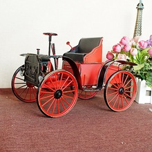 8203 Iron Old Classic Car Model Furnishing Articles Creative Gifts(China)