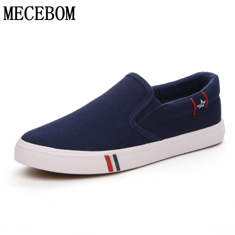 Mens casual shoes breathable fashion men canvas shoes man chaussure homme zapatillas slip on Flats sales<br><br>Aliexpress