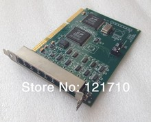 Industrial equipments board EQUINOX SST-8I/RJ ISA 8 PORT RJ Connections 910280A 950280(China)
