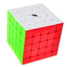 Cyclone Boys professional 63mm 5*5*5 Speed Magic Cube Puzzle Cubes Educational Toys For Kids Children Xmas Gift cubo magico(China)